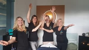 Massage westduin team