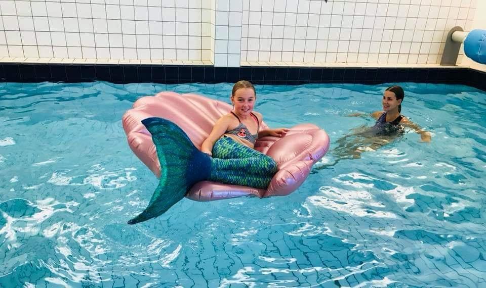 Mermaid kinderfeestje sprookjes verjaardag