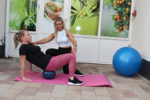 bekkenbodem spieren stabiliseren tegen lage rugpijn