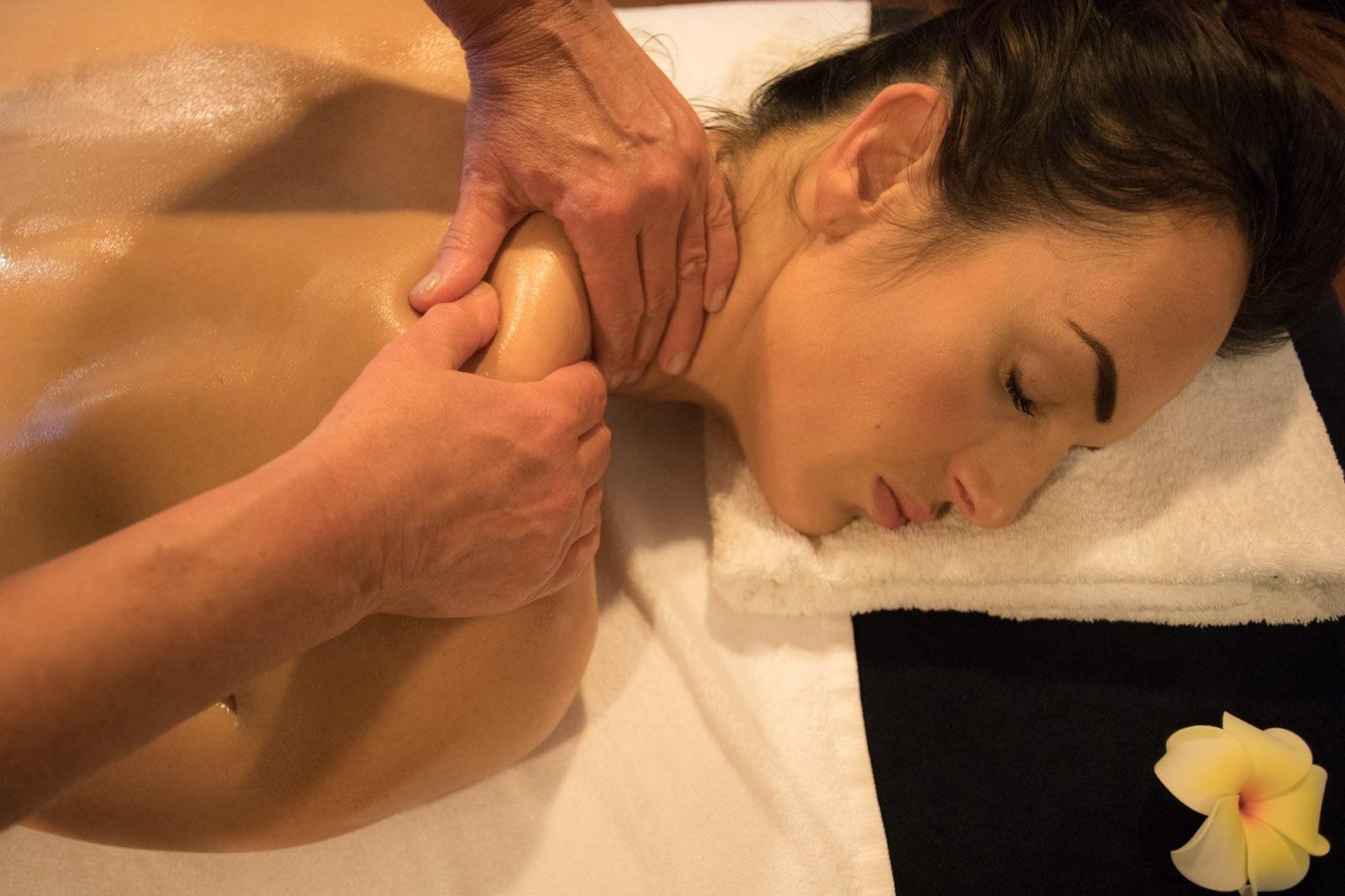 Vitaal en relax fit sport massage fitness