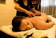 Relax en ontspan met massage therapie detox