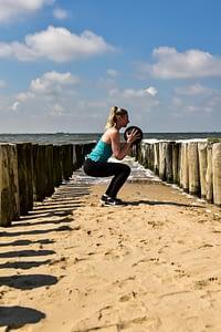 squat bal