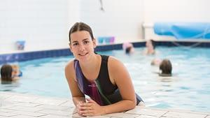 Basis fitness en zwem 1