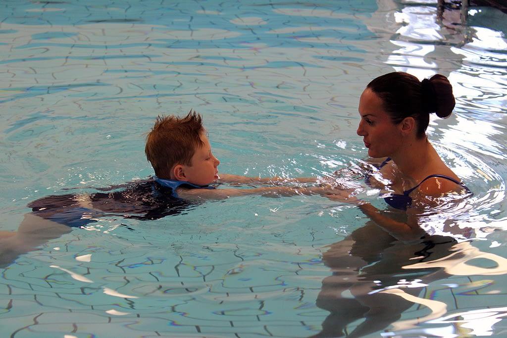 Zwemmen 13