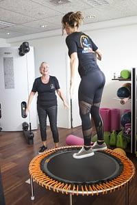 Personal Training fysiotherapie bewegen onder begeleiding