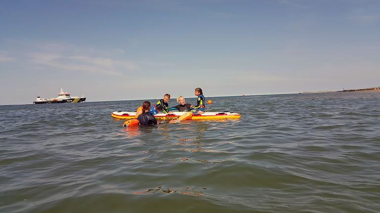 Zomer in Zeeland- kinderen cursus- vermaak zomervakantie