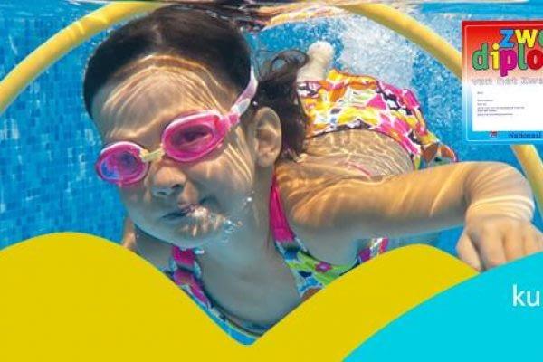 zwemles kleine groep
