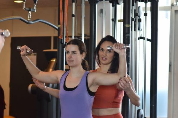 Personal trainer fysio