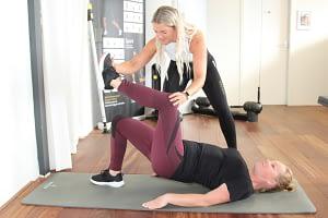 begeleid fitness na zwangerschap