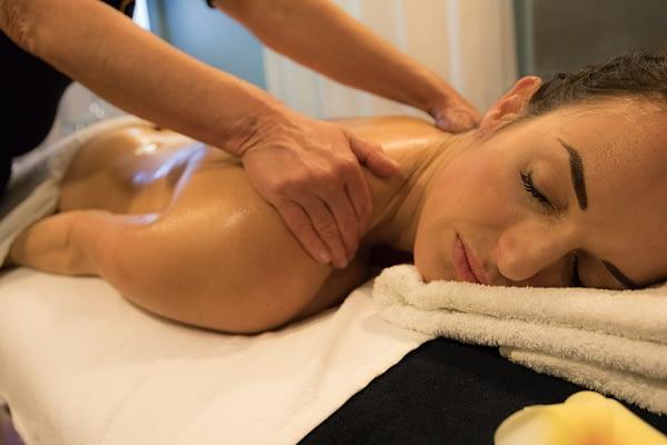 Anti stress massage spanning stress gerelateerde klachten