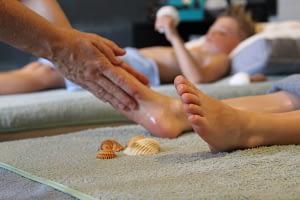 Duo Kindermassage voetjes