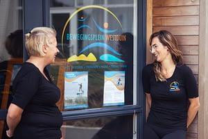 Massage therapeuten - Jolanda en Marian - Bewegingsplein Westduin - Koudekerke - Vlissingen - Zeeland