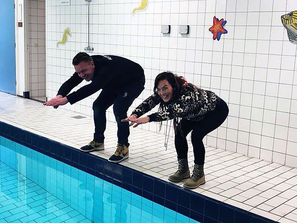 Zwemmen 21