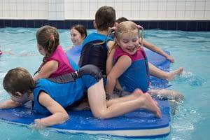 Zwemles A en B diploma zwemmen zeeland walcheren