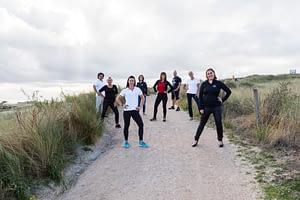BewegingspleinWestduin_groep_team- Koudekerke -Zeeland- zwembad - fitness - massage - suppen
