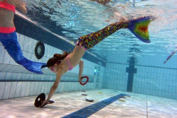 zeemeerminstaart-zwemles