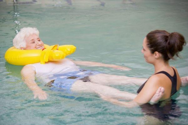 Zwemmen 7