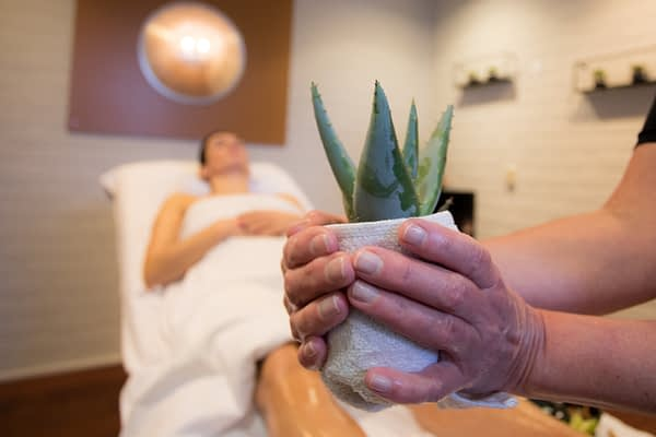 Aftersun Burn Aloe Vera