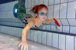 Zeemeermin zwemles - Bewegingsplein Westduin - Cursus leren zwemmen als een zeemeermin/man