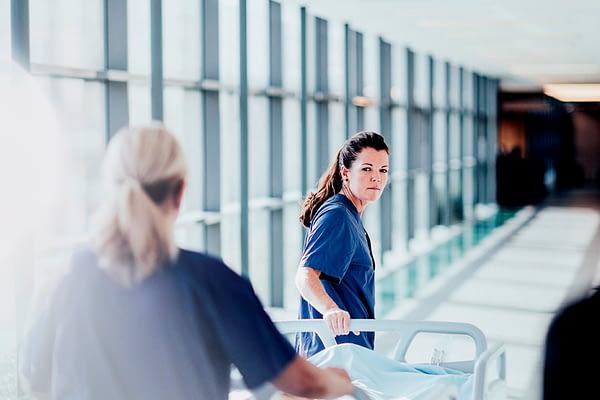 Webinar voor verplegend- en verzorgend personeel