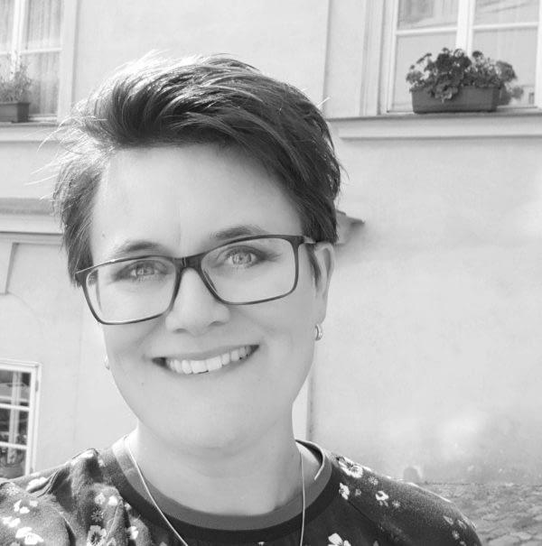 Natasja Verbeek, onze nieuwe Jacare collega. 1