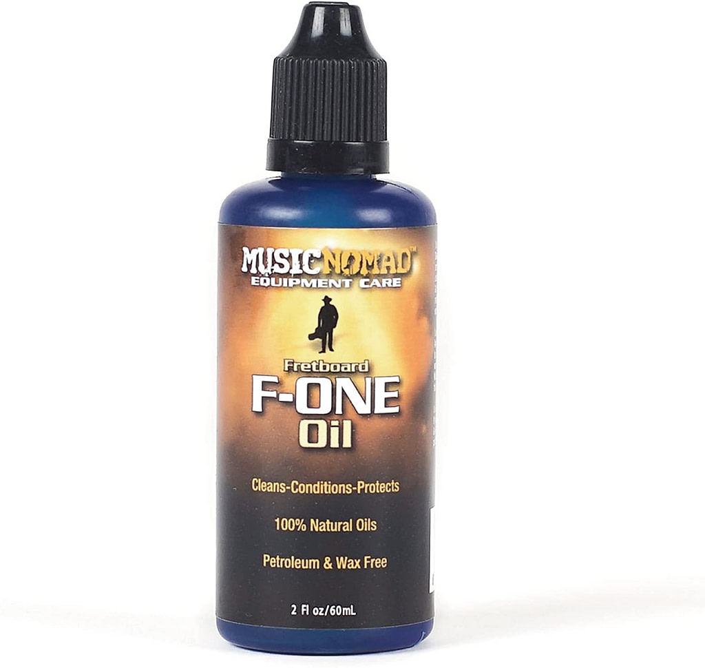 Music Nomad Fretboard F-One Oil cleaner & conditioner