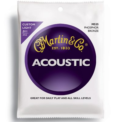 Martin & Co m535 phosphor bronze