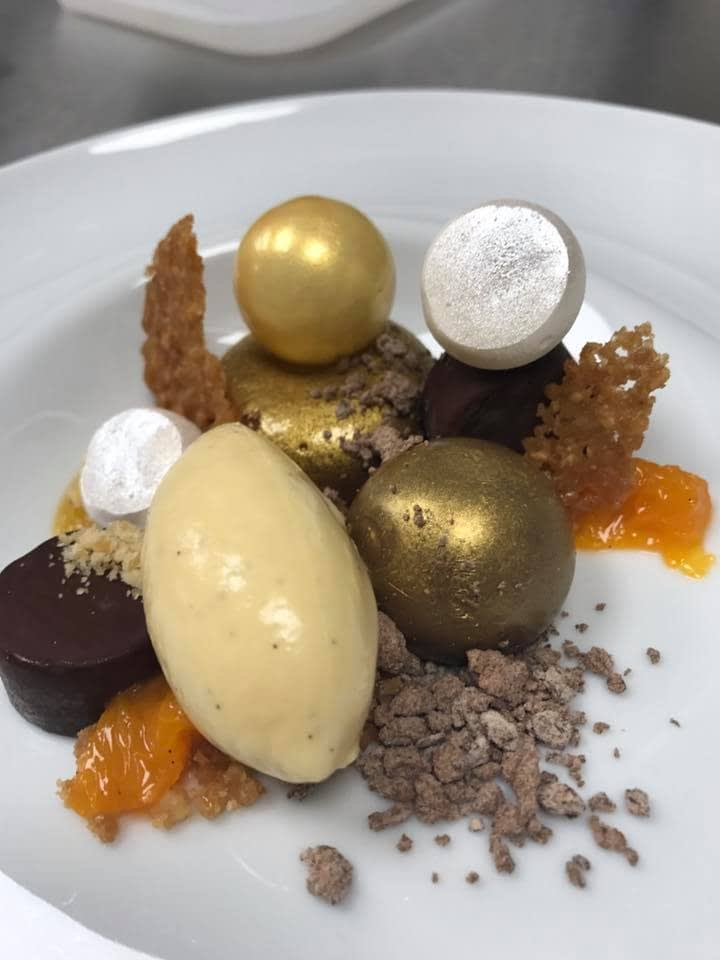 Dessert Mezger Domburg