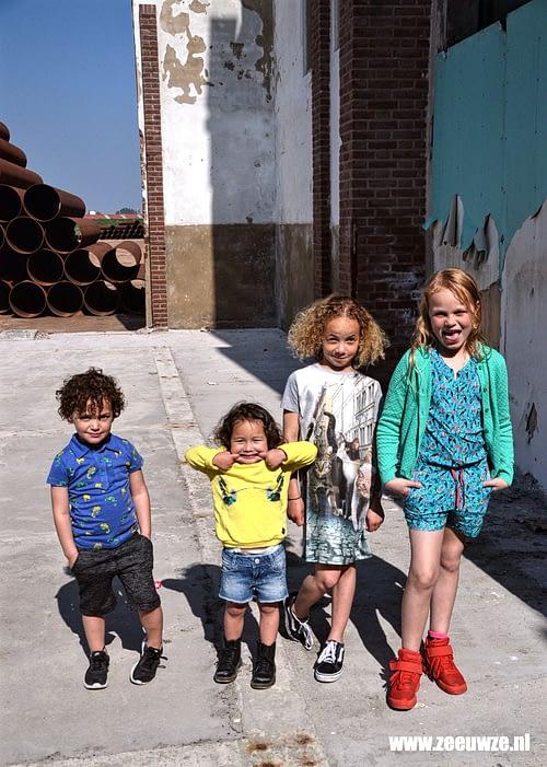 Uit met kinderen in Zeeland