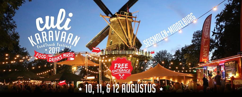 Foodfestival Middelburg