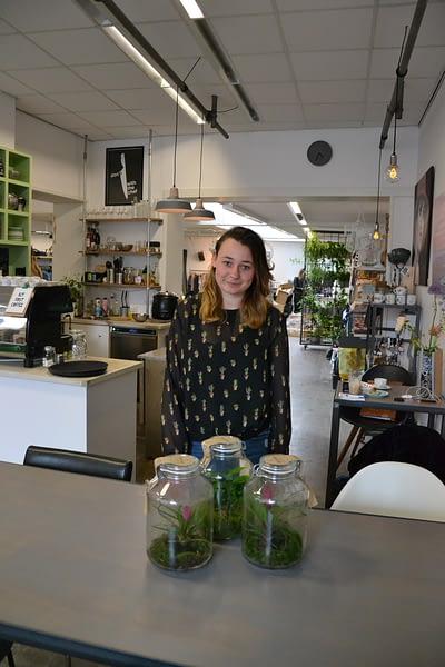 Bloemen atelier Middelburg