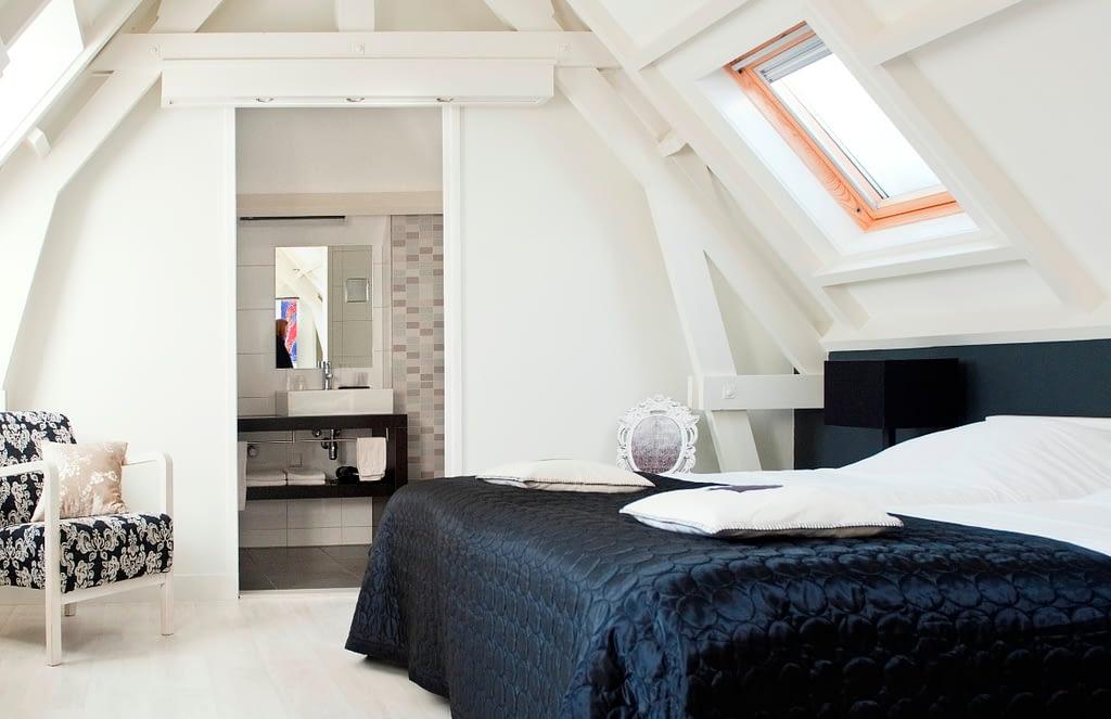 Bed en Brood in Veere, comfort kamer