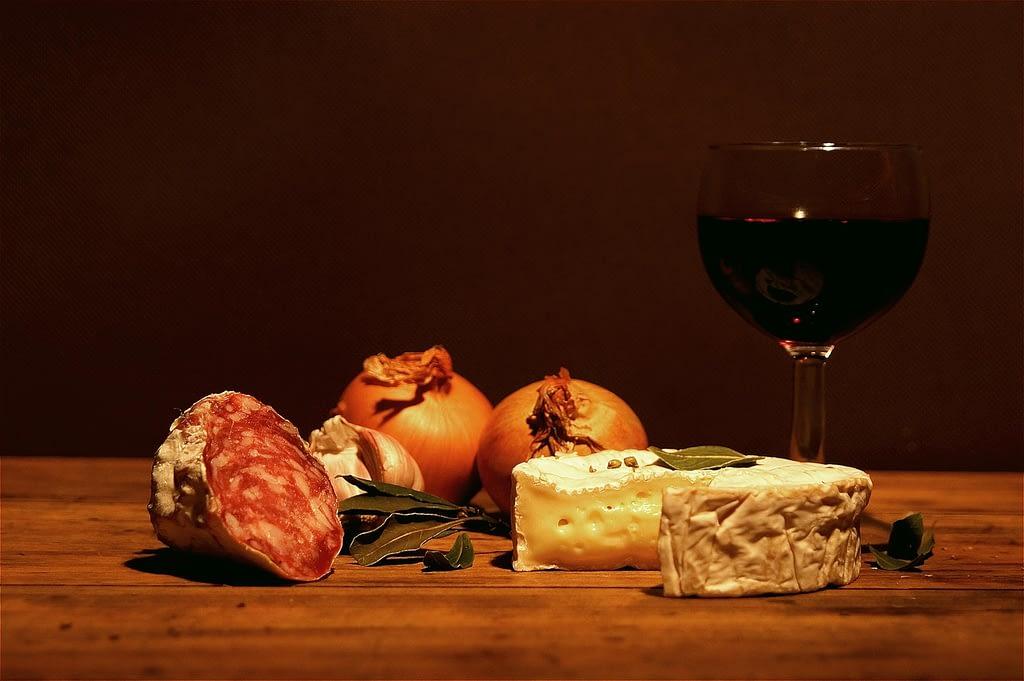 Wijnfestival in Middelburg