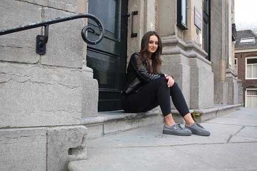 Fashion Icoon, Instagrammer Tarena Leidelmeijer uit Vlissingen